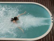 Le prix d'un spa de nage