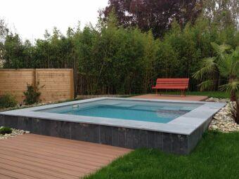 Le prix d'une mini-piscine