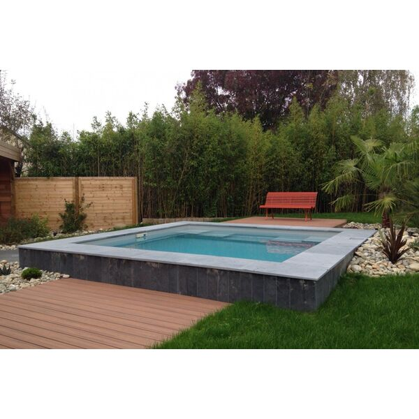 Cout d une piscine co t d 39 une piscine spa piscines for Cout piscine