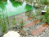 Piscine naturelle ou biologique pour une baignade cologique - Prix d une piscine naturelle ...