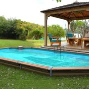 De a z combien co te une piscine prix tarif et - Prix moyen d une piscine enterree ...