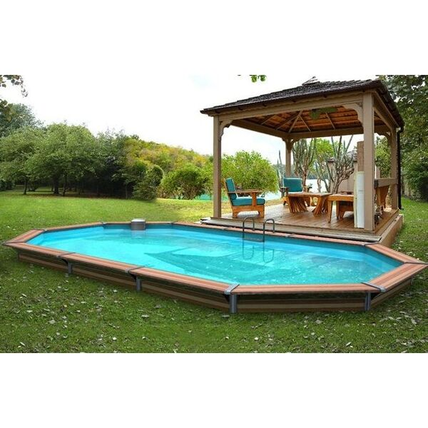 Le prix d une piscine semi enterr e diff rents tarifs et for Piscine semi enterree 6x4