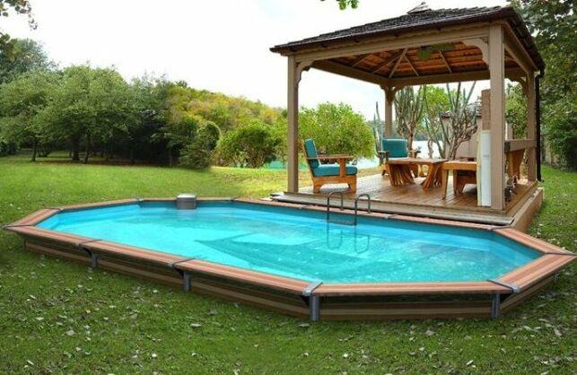 Le prix d'une piscine semi-enterrée : les tarifs et coûts