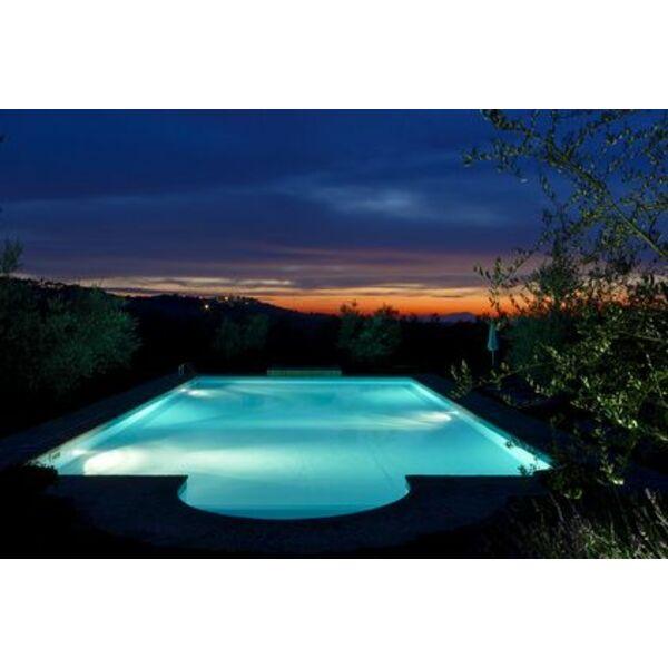 le projecteur de piscine. Black Bedroom Furniture Sets. Home Design Ideas