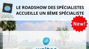 Le Roadshow des Spécialistes accueille Walter Pool