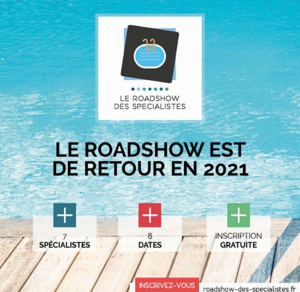 Le Roadshow des Spécialistes vous donne rendez-vous fin 2021© Roadshow des Spécialistes