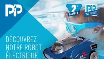 Le robot de piscine Bluestorm de Pentair