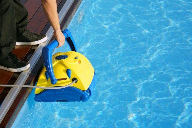 Le robot de piscine hydraulique