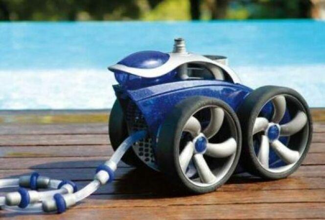 """Le rôle de la filtration pour l'eau de votre piscine<span class=""""normal italic petit"""">© Polaris</span>"""