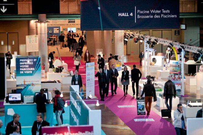 Le Salon Piscine Global est l'un des rendez-vous incontournables pour les professionnels du marché.