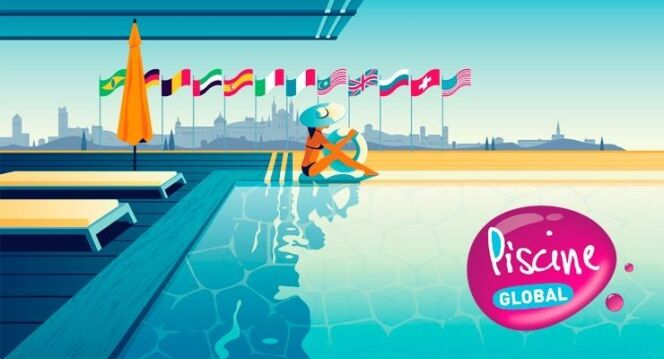 "Le Salon Piscine Global : J-5 !  <span class=""normal italic petit"">© Piscine Global</span>"