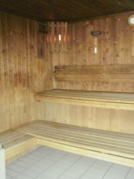 """Le sauna du Centre Nautique du Val de Morteau à Les Fins<span class=""""normal italic petit"""">DR</span>"""