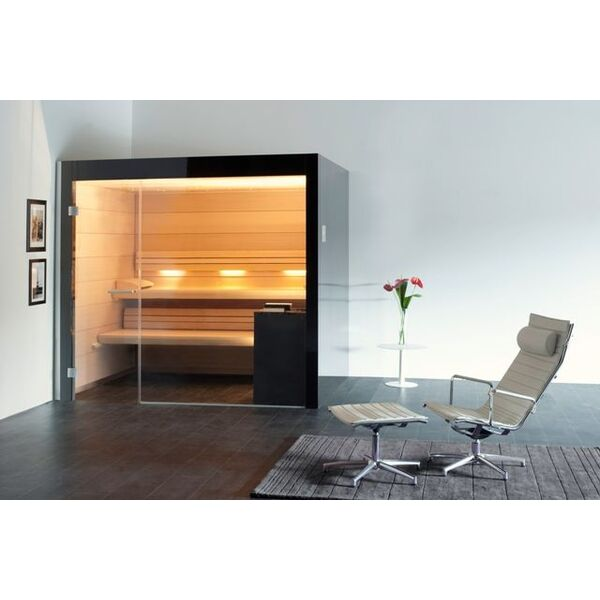 le sauna lectrique facile installer simple utiliser. Black Bedroom Furniture Sets. Home Design Ideas