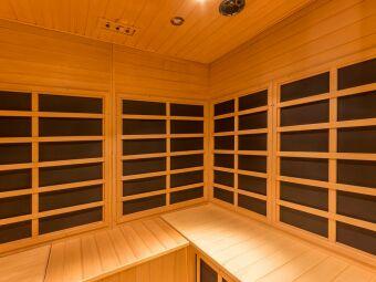 Le sauna infrarouge carbone : un sauna doux et économique