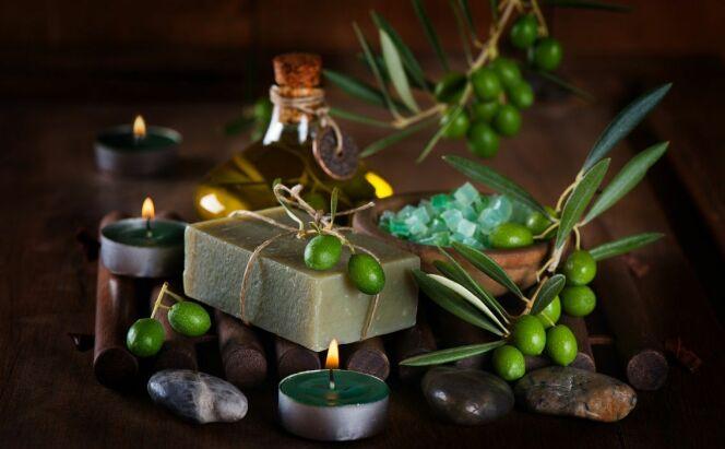 """Le savon noir pour votre séance de hammam<span class=""""normal italic petit"""">© Fotolia</span>"""