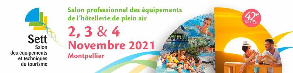 Le SETT vous donne rendez-vous les 2, 3 et 4 novembre 2021© SETT Montpellier