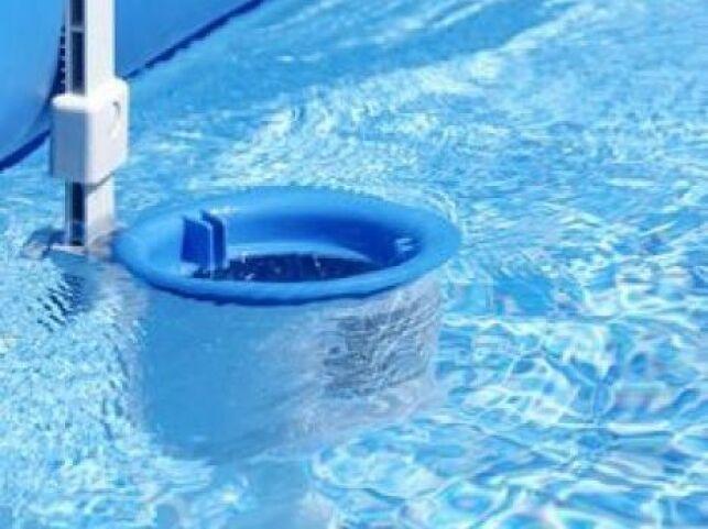 Le skimmer de piscine hors sol