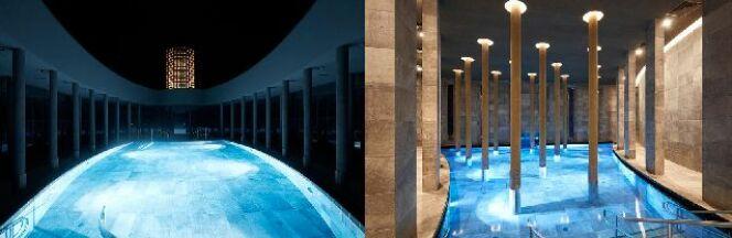 "Le spa en 2017 : silence, arts et créativité, selon Global Wellness Summit<span class=""normal italic petit"">© Spa silencieux - Therme Laa Hotel, Autriche.</span>"