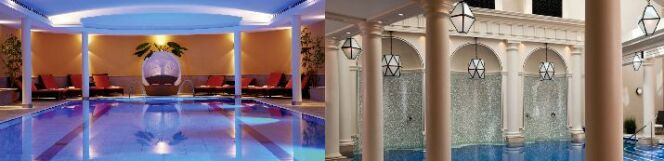 "Le spa en 2017 : silence, arts et créativité, selon Global Wellness Summit  <span class=""normal italic petit"">© Resort Schloss Elmau - Gainsborough Bath Spa Hotel</span>"