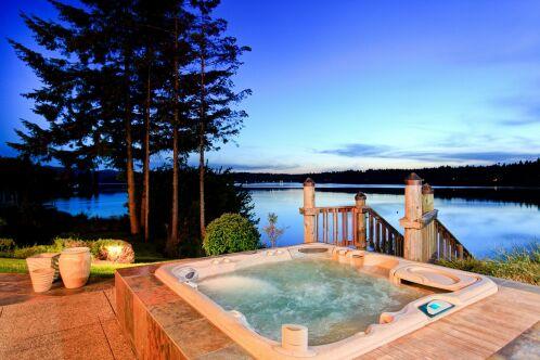 Le spa encastrable : un spa parfaitement intégré