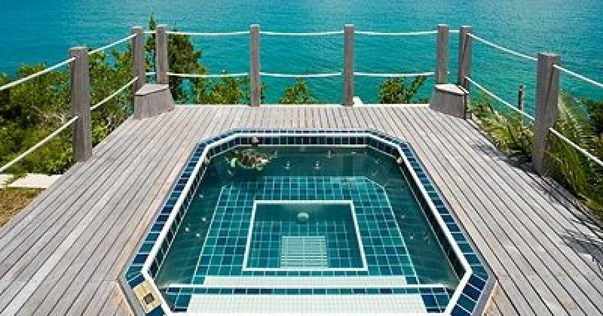 Le spa inox le luxe sur mesure - Comment choisir un spa exterieur ...