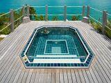 Le spa inox : le luxe sur-mesure