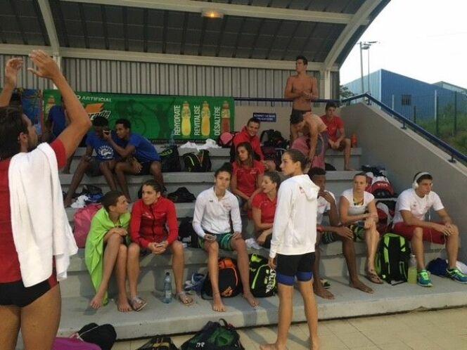 Le stage intensif aura duré 11 jours et aura permis aux nageurs de se régénérer.