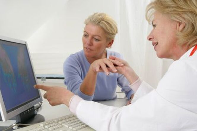 """Le suivi médical pendant une cure thermale<span class=""""normal italic petit"""">DR</span>"""
