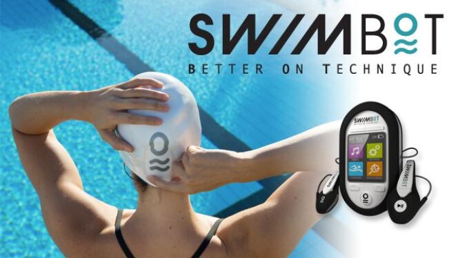 "Le Swimbot, une innovation française.<span class=""normal italic petit"">DR</span>"