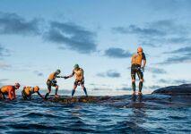 Découvrez le Swimrun : De la natation, du trail... à deux  !