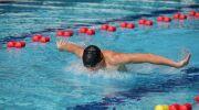 Le système de pyramide en natation