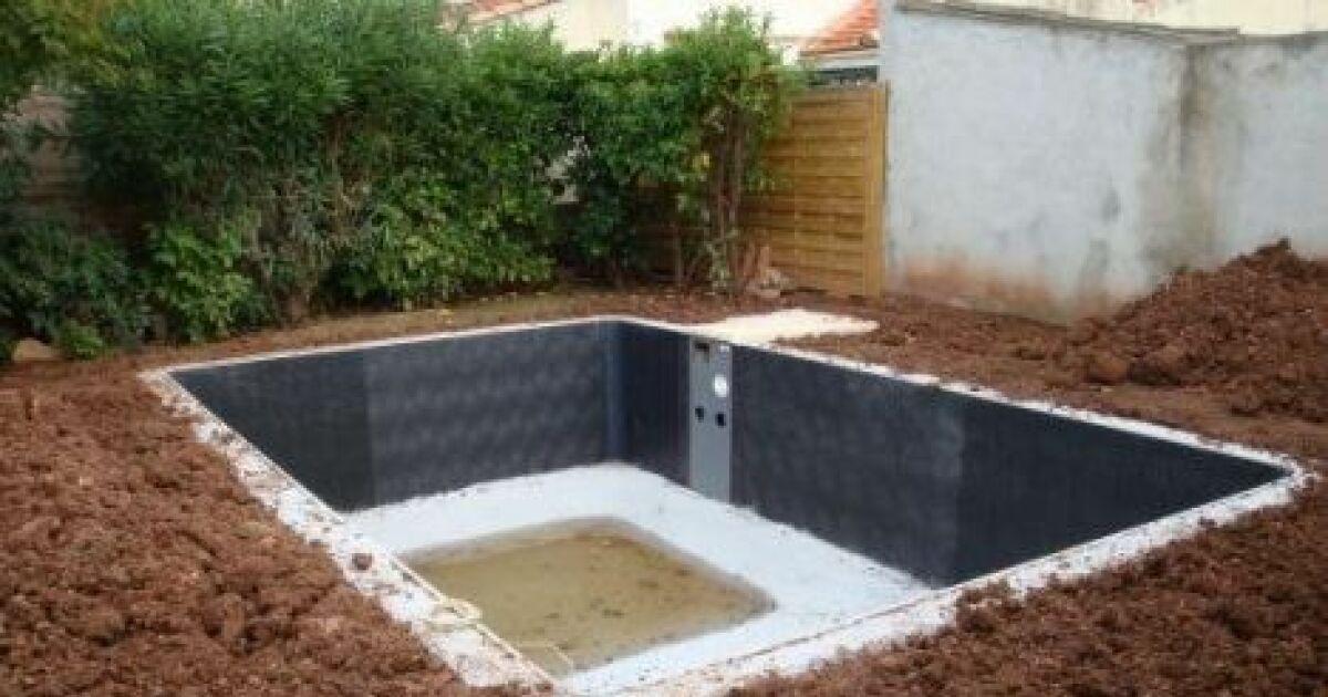 le talutage stabiliser le sol pour la piscine. Black Bedroom Furniture Sets. Home Design Ideas