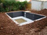 Le talutage : stabiliser le sol pour la piscine
