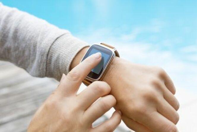 """Le top 5 des montres pour nageurs !<span class=""""normal italic petit"""">DR</span>"""