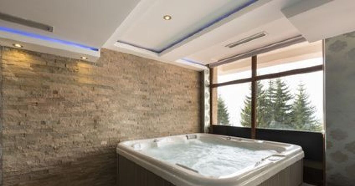Le traitement de votre spa for Habiller un mur interieur
