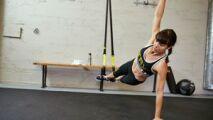 Le TRX, pour renforcer vos muscles et augmenter la puissance de nage !