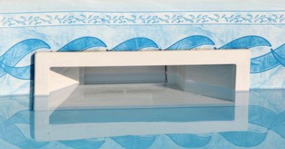 Le volet ou clapet anti retour du skimmer quoi sert il - Filtre piscine magiline ...