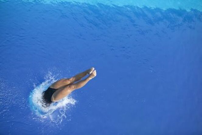 "Le water-jump<span class=""normal italic petit"">DR</span>"