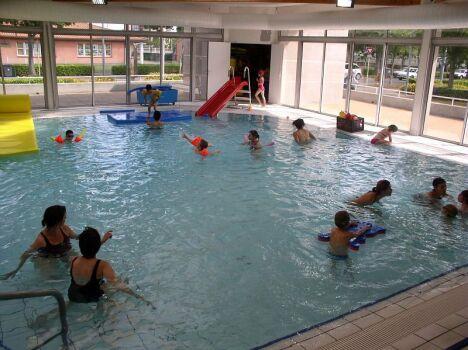 """Le bassin d'apprentissage de la piscine de Blagnac<span class=""""normal italic petit"""">DR</span>"""