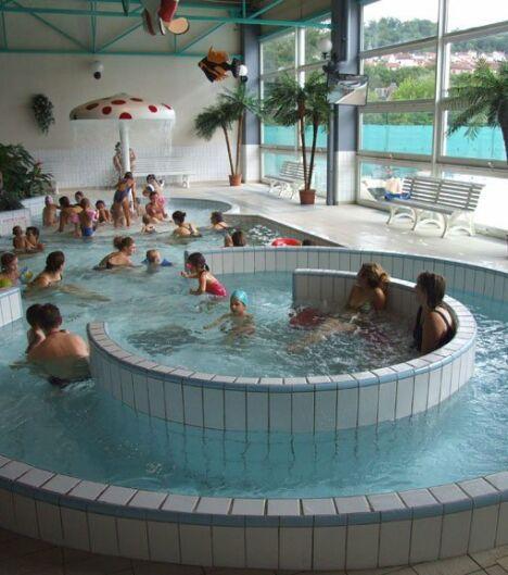 """Le bassin ludique de la piscine Nautic plus, idéal pour toute la famille<span class=""""normal italic petit"""">DR</span>"""