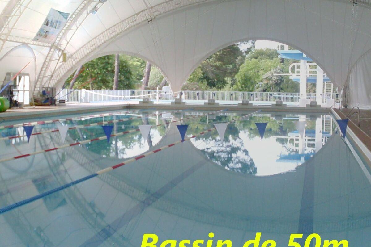Stade Nautique Jean Badet Piscine à Merignac Horaires Tarifs Et Téléphone Guide Piscine Fr