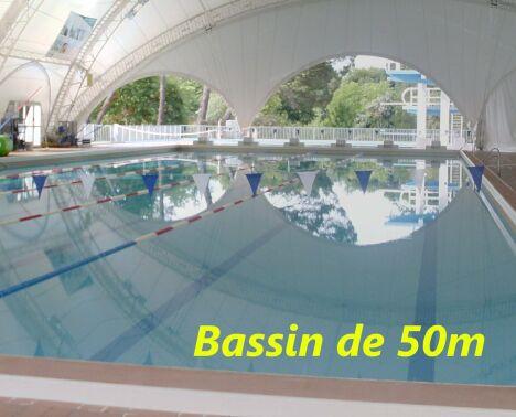 "Le bassin olympique de la piscine de Mérignac<span class=""normal italic petit"">DR</span>"