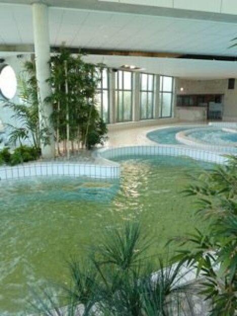 Le centre aquatique de Crepy en Valois