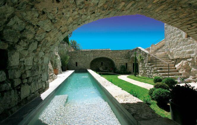Le couloir de nage par Diffazur © Diffazur