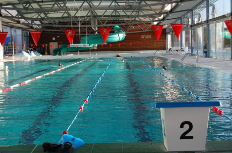 "Le grand bassin à Hagetmau<span class=""normal italic petit"">© Jean-Louis TASTET - photographe</span>"