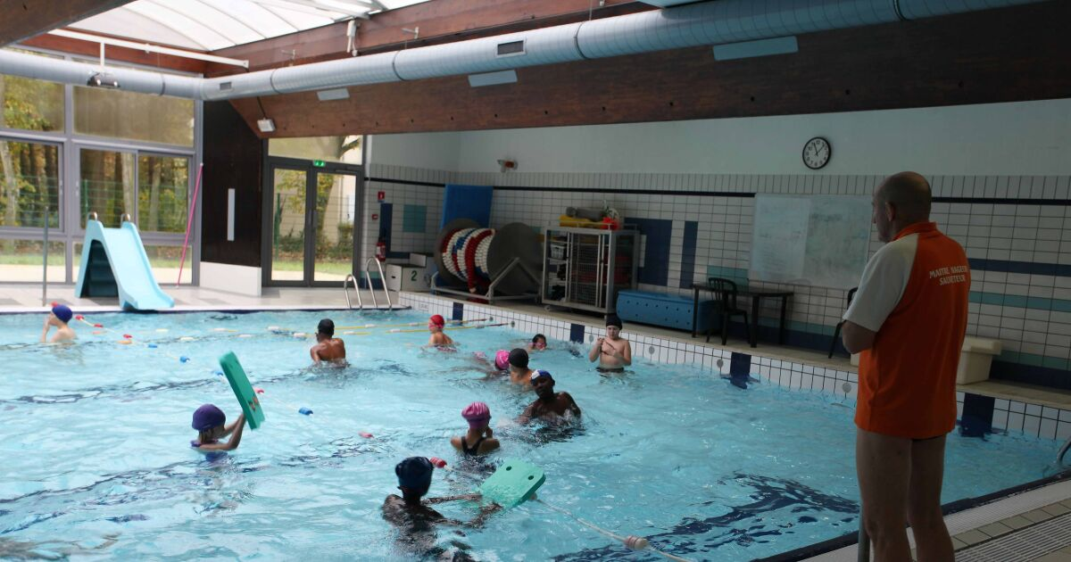 Piscine d 39 emerainville horaires tarifs et t l phone for Club piscine pompaples horaire