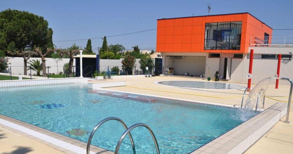 Centre aquatique familial piscine de rognac horaires for Horaire piscine les herbiers