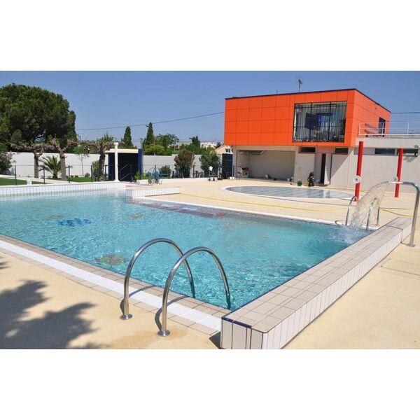 Centre aquatique familial piscine de rognac horaires for Piscine st meen le grand