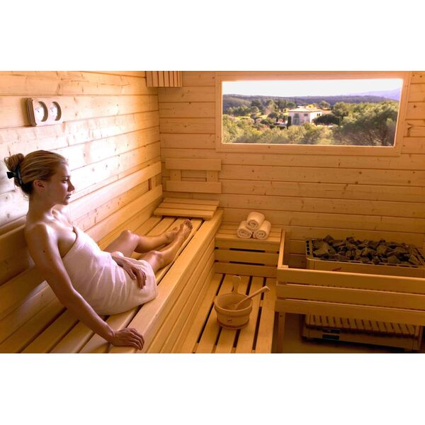 Le Sauna Par Clair Azur