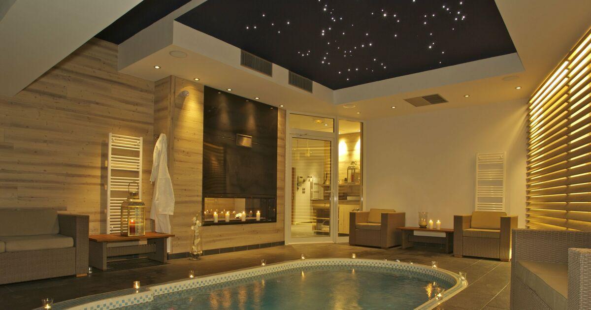 Les plus beaux spas de nage en photos spa de nage - Interieur hotel de luxe ...